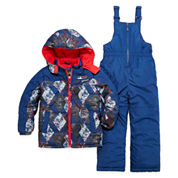 iXtreme Boys Heavyweight Snow Suit-Preschool