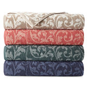 Royal VelvetFlorence Scroll Bath Towel Collection