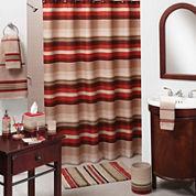 Madison Stripe Bath Collection