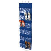 Honey-Can-Do® 24-Pocket Over-the-Door Shoe Organizer