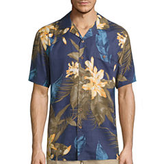 Island Shores Button-Front Shirt