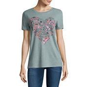 Arizona Short Sleeve Crew Neck Graphic T-Shirt
