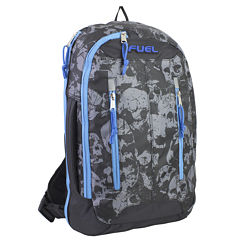 Fuel® Active Skull Print Crossbody Backpack