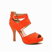 Qupid Trench-229 Womens Pumps