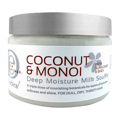 Design Essentials® Coconut and Monoi Deep Moisture Milk Souffle - 12 oz.