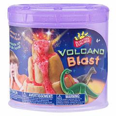 Scientific Explorer Volcano Blast Kit 7-pc. Discovery Toy