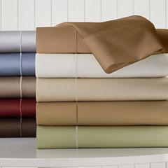 Royal Velvet® 400tc WrinkleGuard™ Sheet Set