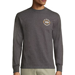 Vans Long Sleeve Crew Neck T-Shirt