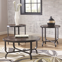 Signature Design by Ashley ® Ferlin Occasional Table Set Coffee Table Set