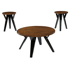 Signature Design by Ashley® Ingel 3-pc Occasional Table Set