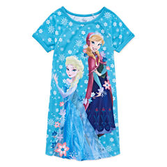 Disney Short Sleeve Frozen Nightshirt