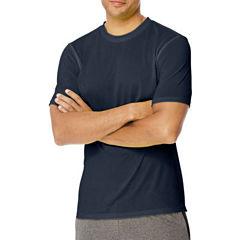 Hanes Short Sleeve Crew Neck T-Shirt