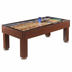Hathaway Ricochet 7-Ft Shuffleboard Table