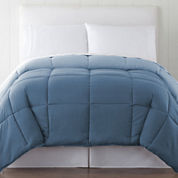 JCPenney Home™ Level Warmth Down Alternative Comforters