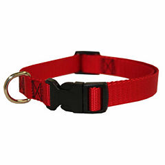 Majestic Pet Adjustable Nylon Dog Collar - 8