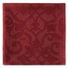 Royal Velvet® Helmsley Damask Set of 4 Napkins