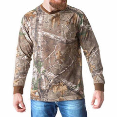 Realtree Long Sleeve Crew Neck T-Shirt