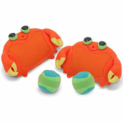 Melissa And Doug clicker Crab Toss  Grip