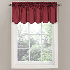 Eclipse® Canova Rod-Pocket Valance