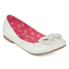 Christie & Jill™ Daphne Girls Flats - Little Kids/Big Kids