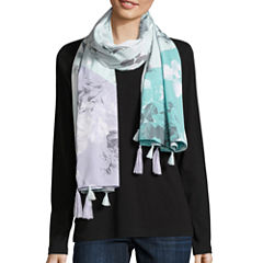 Big Buddha Scarf Twin Thorns Day Wrap
