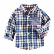 Oshkosh Long Sleeve T-Shirt-Baby Boys