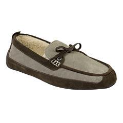 Dockers® Suede Slippers