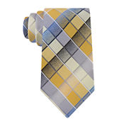 Van Heusen® Branson Plaid Tie - Extra Long