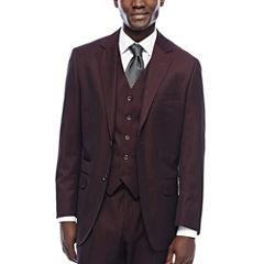 Steve Harvey® Merlot Suit Jacket