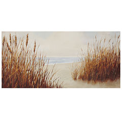 Madison Park Coast Side Roll Gel Coat Canvas Art