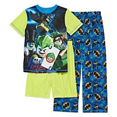 3-pc. DC Comics Kids Pajama Set Boys
