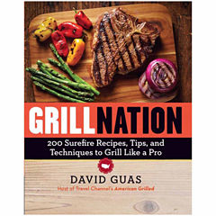 Grill Nation Cookbook