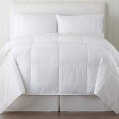 350tc Damask Stripe Down-Alternative Comforter