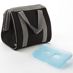 Fit & Fresh® Men's Big Phil Lunch Bag with Ice Pack