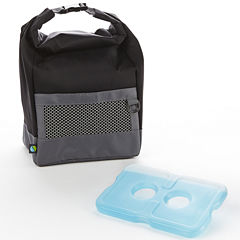 Fit & Fresh® Men's Sporty Lunch Bag with Ice Pack