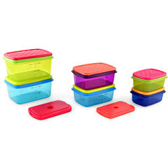 Fit & Fresh® 14-pc. Soft Touch Container Set