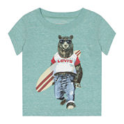 Levi's® Canal Graphic Tee - Baby Boys 3m-9m