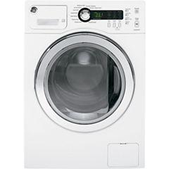GE® ENERGY STAR®  2.2 DOE cu. ft. High Efficiency Front Load Washer