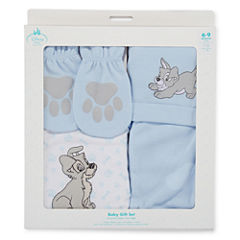 Disney Baby Collection Lady and the Tramp Gift Set - Baby Boys newborn-24m