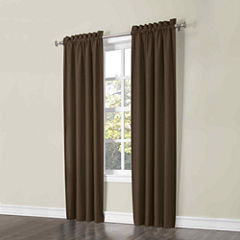 Sun Zero™ Porter 2-Pack Room-Darkening Rod-Pocket Curtain Panels