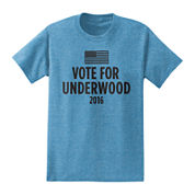 Vote for Underwood 2016 Short Sleeve T-Shirt