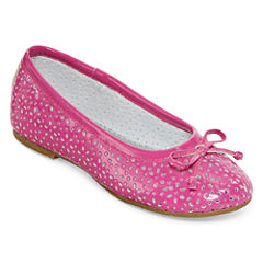 Arizona Paulina Girls Ballet Flats - Little Kids