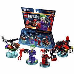 Lego Dims Dc Comics Tp