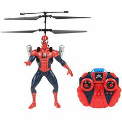 Marvel Licensed Ultimate Spider-Man Vs The Sinister 6 Jetpack 2CH IR RC Helicopter