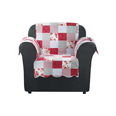 SURE FIT® Heirloom Quilt Chair Furniture Cover