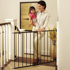 North States™ Supergate Easy Swing and Lock Gate
