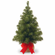 National Tree Co 2 Feet Noble Spruce Christmas Tree