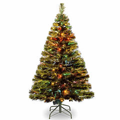 National Tree Co. 4 Foot Radiance Pre-Lit Christmas Tree