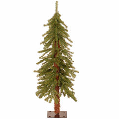 National Tree Co. 3 Foot Hickory Cedar Christmas Tree