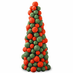 National Tree Co. 2 Foot Tower Christmas Tree